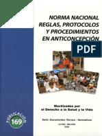 NORMA NACIONAL REGLAS PROTOCOLOS Y PROCEDIMIENTOS EN ANTICON.pdf