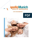 Comparative Analysis of Insurance Policies of Apollo Munich