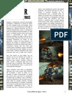 Cygnar - Fileiras Militares #2 - Diagramado
