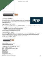 Electrocables TTU