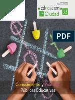 Pol Educativa y Pol Publica