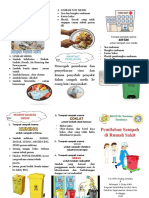 Leaflet Pemilahan Sampah RS