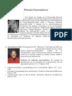 Filósofos Guatemaltecos