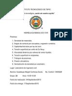 PRACTICAS DE HIDRÁULICA BÁSICA