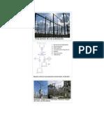 Vista Global de Las Estaciones y Subestaciones