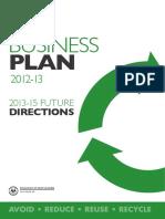 zwsa business plan