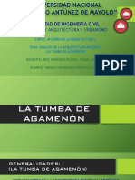 Grupo 7 La Tumba de Agamenon Micénica