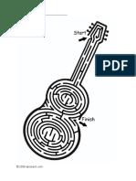 Maze Guitar