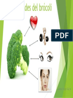 Propiedades Del Brócoli