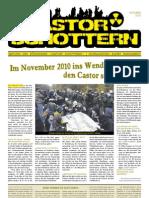 Castor Schottern Zeitung Nr.1