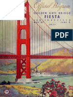 Official Program (GGB SF)