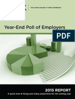 2015 Year End Poll Public Report