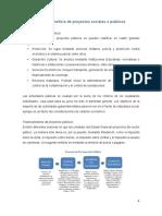 Análisis Costo Beneficio de proyectos sociales o públicos.