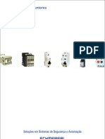 Cont at Ores e Disjuntores GE