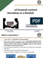 futuresforwardscontractderivtivesinanutshell-091025084417-phpapp02