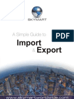 Importing Guide