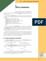 Ficha03 - Etimologia - Palavras Convergentes e Divergentes