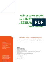 CIES Guía Liderazgo y Sexualidad