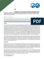 SPE-168965 Impact of Experimental Studies MRL