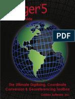 Golden Software Didger v5.x - User's Guide [Didger5FullGuide-eBook]