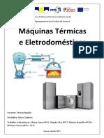 Máquinas Térmicas e Eletrodomésticos