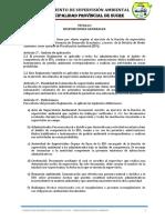 01 Reglamento de Supervisión Ambiental