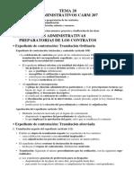 Tema 28 - Contratos II