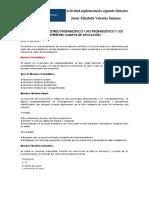 Actividad Suplementaria - II Bimestre