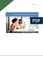 Guía Para Asistir a Videoconferencias