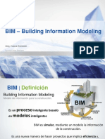 1. BIM - Estandares - Implementación