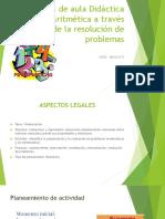 Didactica de La Aritmetica Con Polya