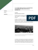 La Ciudad Implicita PARIS Omar.pdf