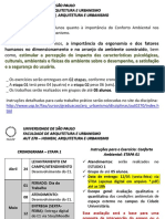 Exercício E1 - Informações