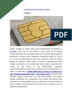 SIM Card Conócela a Detalle