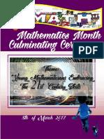 Math Mtap Docu 2017
