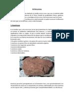 Petrologia Cruz Blanca 232