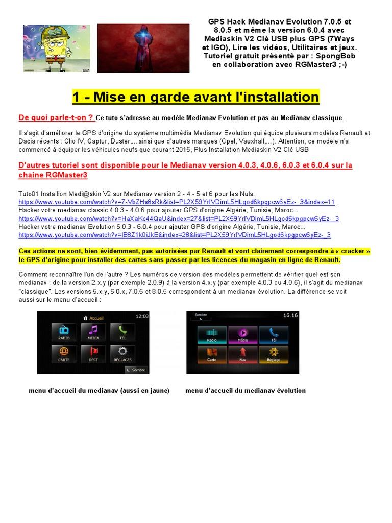 GRATUIT TÉLÉCHARGER MEDIASKIN 4.0.3