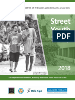Street Youth Study-Youth Outreach