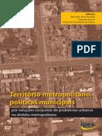 p.21 51 FIRKOWSK Metropoles Regioes Metropolitanas No Brasil