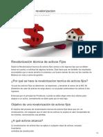 Boliviaimpuestos.com-Activos Fijos y Su Revalorizacion