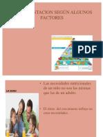 Cuadro de Factores Power Point