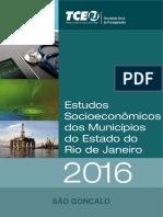 Estudo Socioeconômico 2016 - São Gonçalo (1)