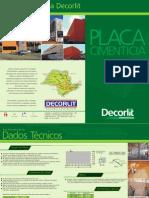 Folder Cimenticia Decorlit
