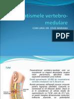 I C Traumatismele Vertebro-medulare I