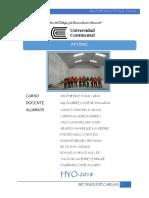 Informe de Verano de Ingenieria Estructural