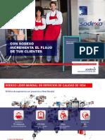 Presentacion Afiliación SODEXO M2017