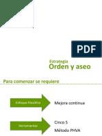 PRES MC 5S PDCA