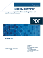 CPS Equity Report