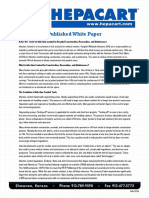 infection control tools-whitepaper