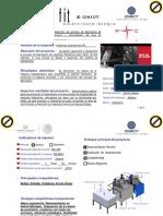 Fondo de Innovacion Tecnologica - Desarrollo Del Proceso De